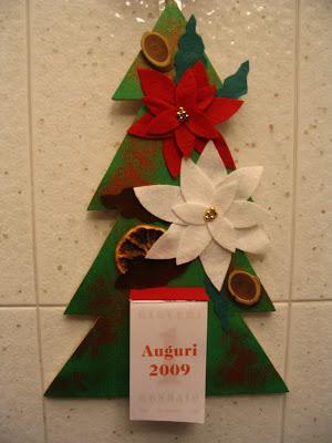 idee con le stelle di Natale
