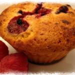 Muffins ai frutti di bosco…con tanti Auguri!!!!!!!