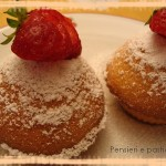 Muffins al cioccolato bianco e fragole…per festeggiare un compleanno!