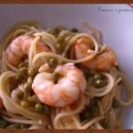 Spaghetti orto e mare a modo mio….