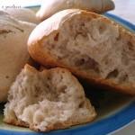 I miei panini con pasta madre