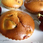 I muffins alla ciliegia di Micaela