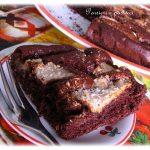 Torta pere e cacao al profumo di cocco