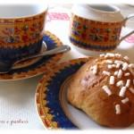 A colazione con le brioches di Dida