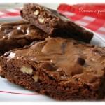 I brownies del Cavoletto
