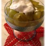 Macedonia d'uva