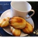 Prove tecniche di Natale… le madeleines