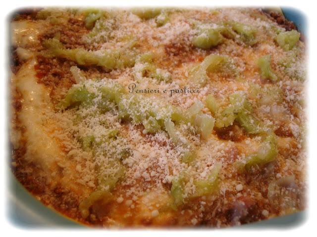 lasagne con la verza