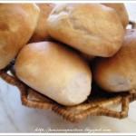 Il pane bianco con la farina del Molino…