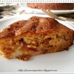 Torta alle prugne…ricetta della Pippi!!