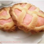 Le mie crostatine tutte rosa