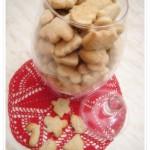 Prove tecniche di Natale…biscottini di farro profumati al limone