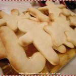 Biscotti Natalizi alla ricotta e mandorle