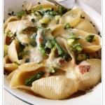 Tegliette di pasta gratinate alle verdurine di stagione