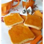 La colazione del dì di festa…confettura di albicocche e limone