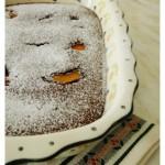 Sereno dopo le nuvole…e clafoutis al cacao con albicocche (della Wanda)