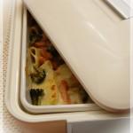 Pasta (Furba!) gratinata alle carotine e broccoletti