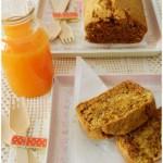 Cake alle carote, noci e cannella, tutto dedicato a….. me!