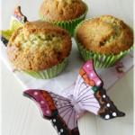 Muffins al limone e ai semini di papavero