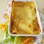 Lasagna con goloso ragù vegetariano…direttamente da Il cucchiaino d'argento