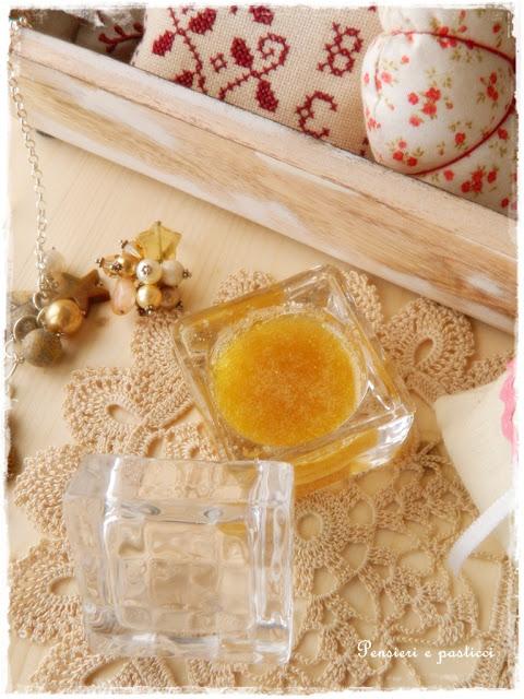 scrub al miele