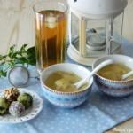 In cucina con il tè: dopocena in terrazza