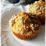 Muffins integrali alla zucca di Lorraine Pascale (e della Simo)