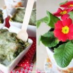 Lasagnette spinacini, zucca e pinoli