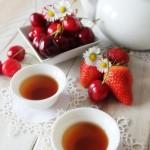 In cucina con il tè: Tè e frutti rossi