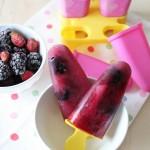 In cucina con il tè: ghiaccioli per tutti i gusti!!