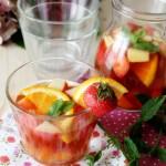 In cucina con il tè: luglio, aperitivo d'estate