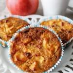 Tortine gluten free mele e bacche di Goji