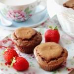 Muffins al cioccolato al latte e…Equopertutti!