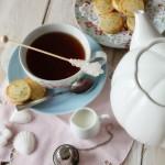 In cucina con il tè: Ottobre, Five o'clock tea British Style