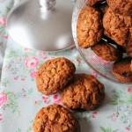 Biscotti rustici al muesli