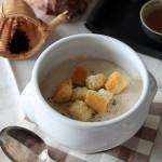 In cucina con il tè: Febbraio, tempo di morbide e calde vellutate