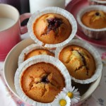 Corn & Raspberry Muffins, da California Bakery