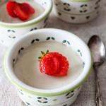 Un sabato con Alpro…e il mio Biancomangiare al latte di mandorla e vaniglia