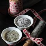 In cucina con il tè: dicembre tempo di regali…sali aromatizzati al tè