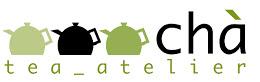 chà tea atelier logo