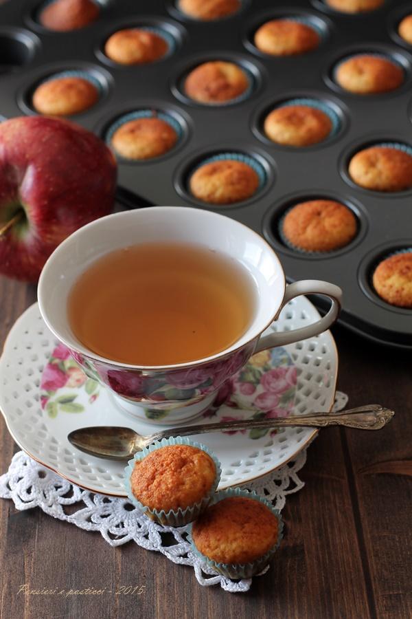 Mini muffins mela, cannella e sciroppo d'acero IMG_3996-1