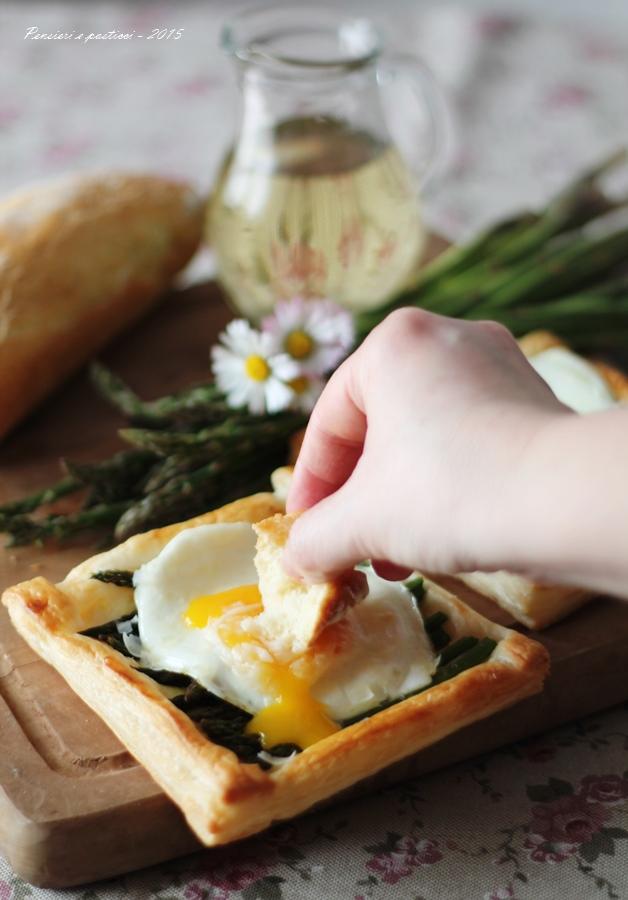 sfogliatine con asparagi e uova IMG_4492-1