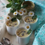 In cucina con il tè: Aprile, dolcezze  fiorite