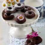 Ciambelline al cioccolato e rum