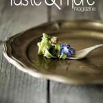 E' online il nuovo Taste & More!