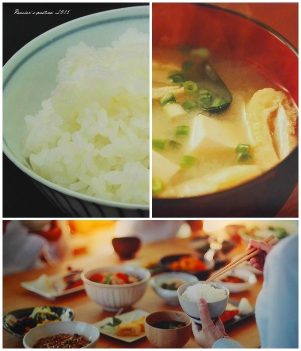 collage cibo giappone