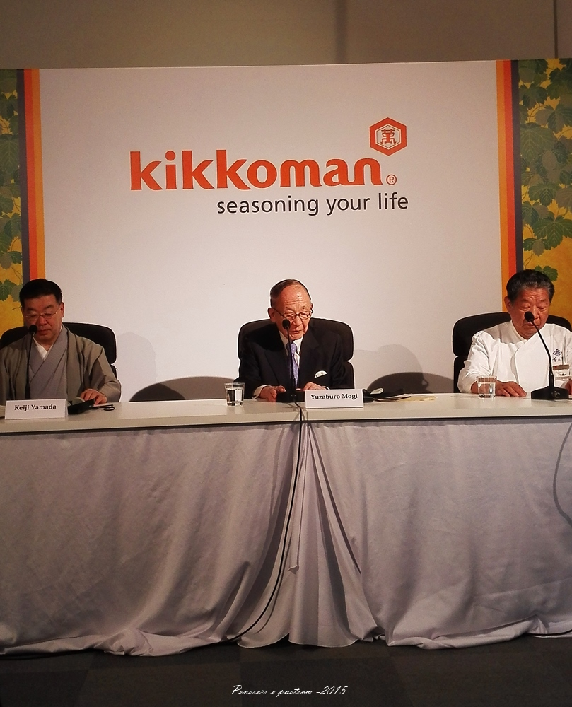 conferenza kikkoman