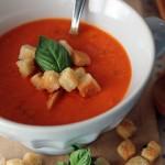 Tomato soup a modo mio, ed evento Prima Polpa Mutti