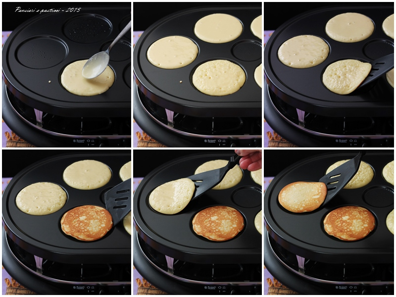 collage piccoli pancake