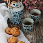 Biscotti zaleti con farina gialla
